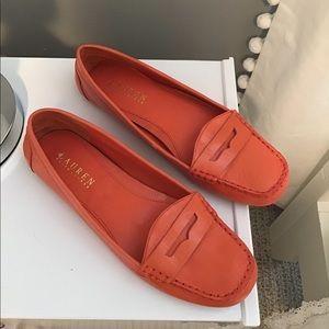 Ralph Lauren Loafers Size 8